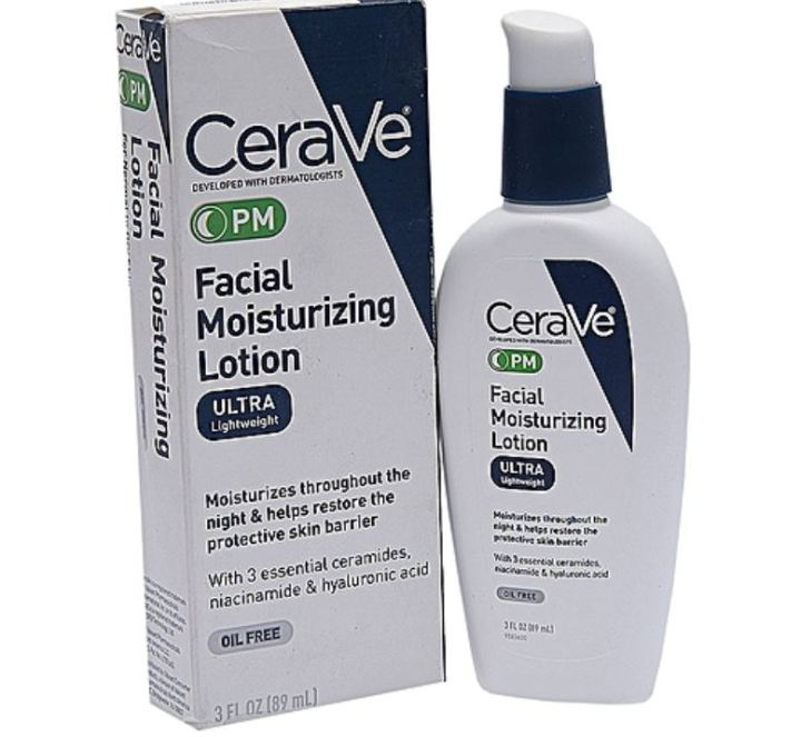 CeraVe Facial Moisturizing Lotion - Anti-Aging Products On Amazon In 2019