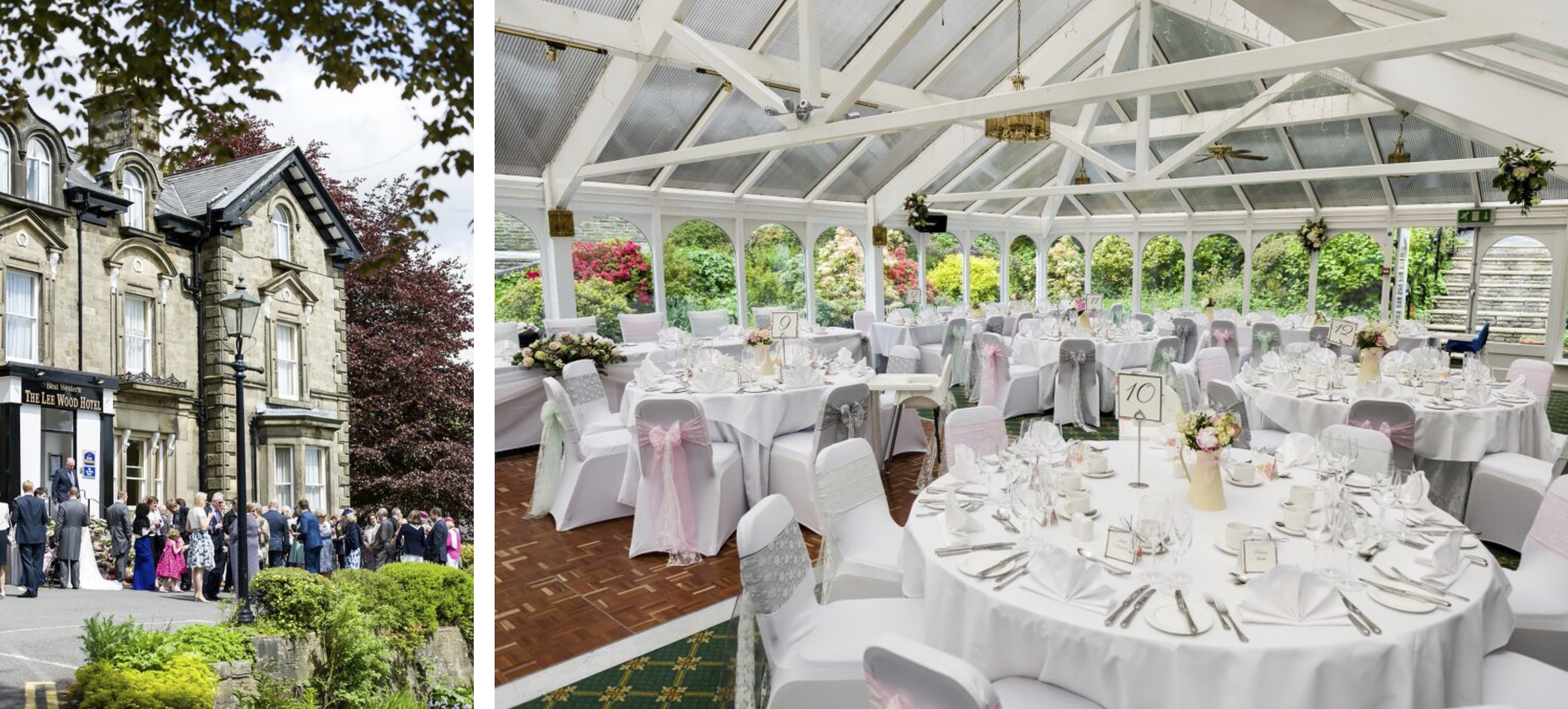 The Lee Wood Hotel Wedding Showcase