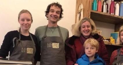 High Peak's first zero waste shop