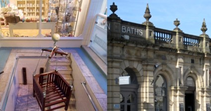 Cavendish Shopping Arcade - Originally Buxton Baths