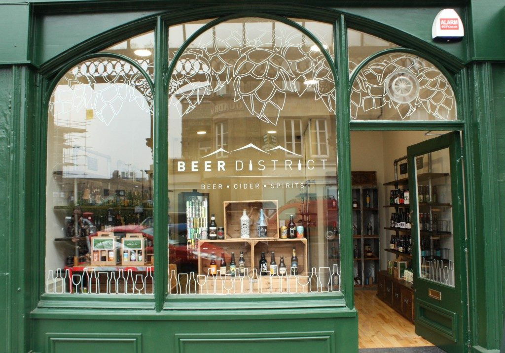 Beer District Buxton