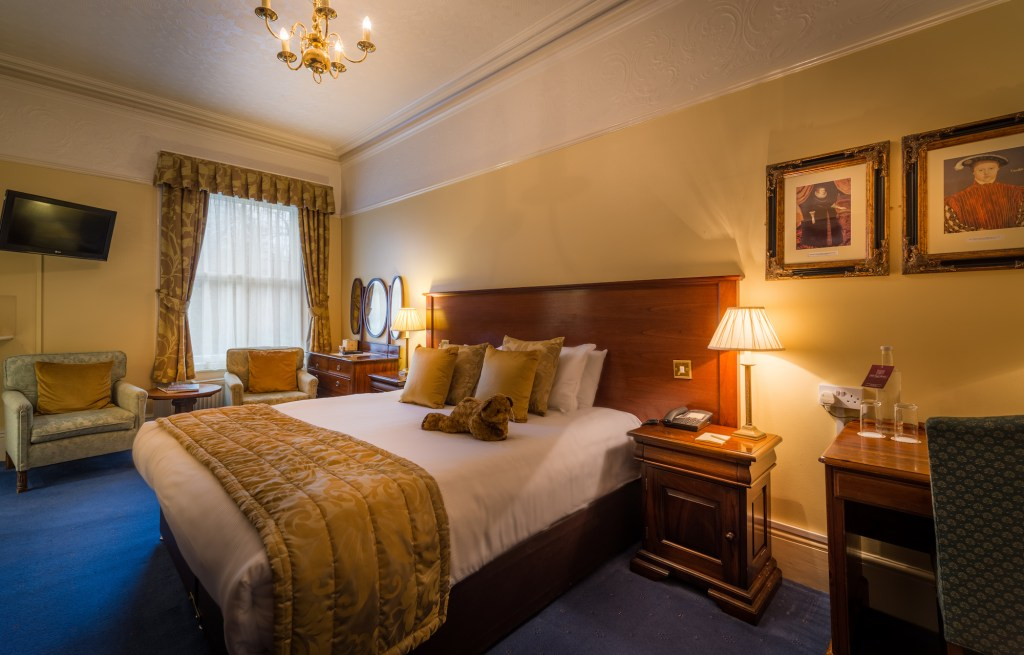 Old Hall Hotel Buxton