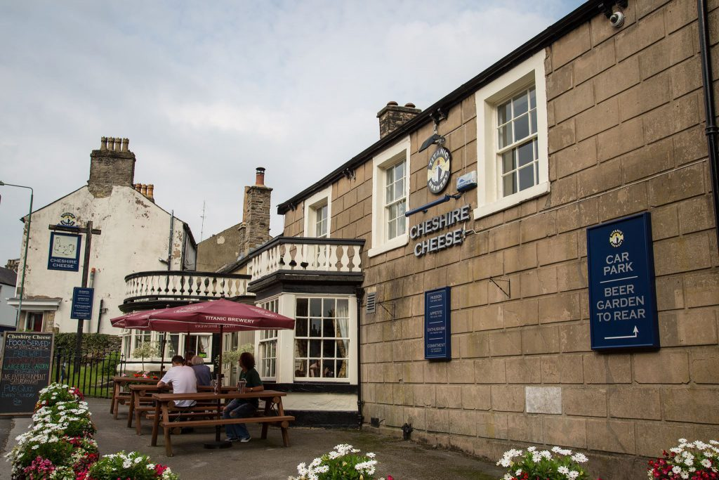 Cheshire Cheese, Buxton