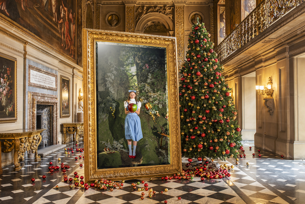 Stately Homes to visit in Peak District & Derbyshire at Christmas 2018