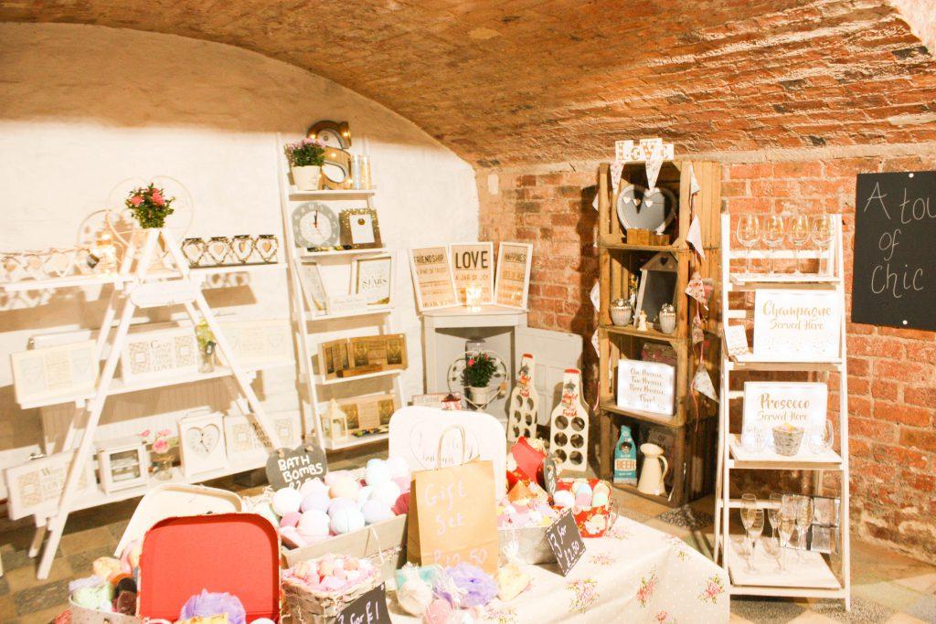 The Arches Artisan Market Buxton.