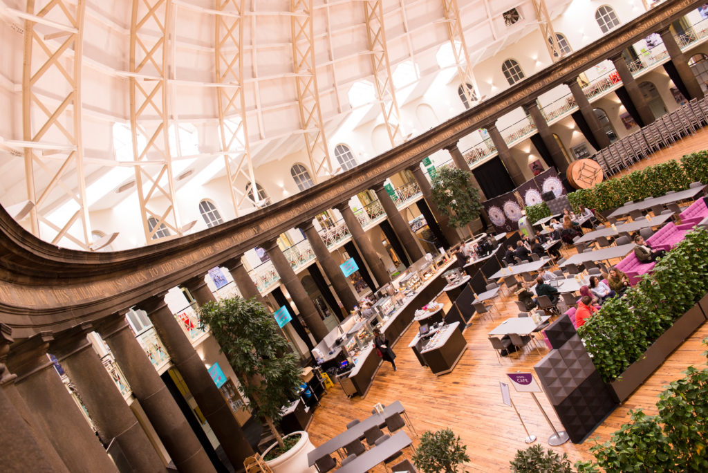 University Buxton refurbishment