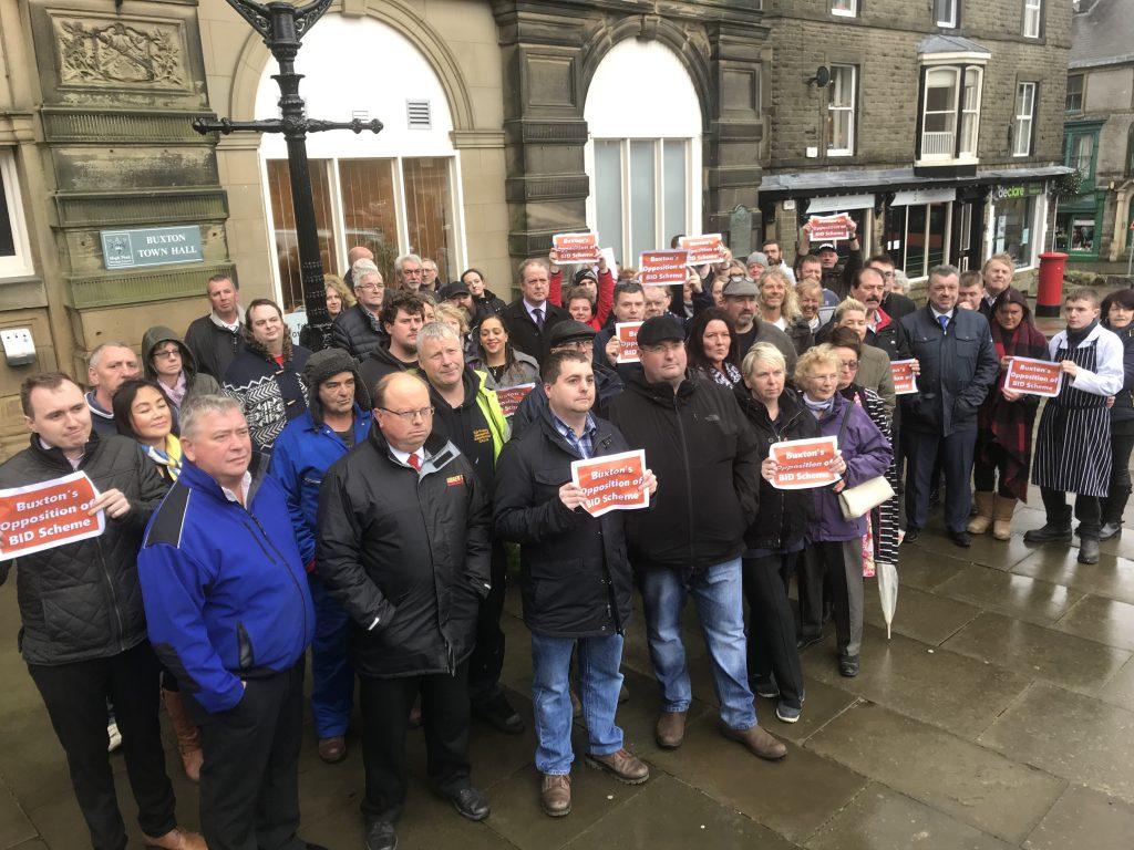 Buxton opposition to BID