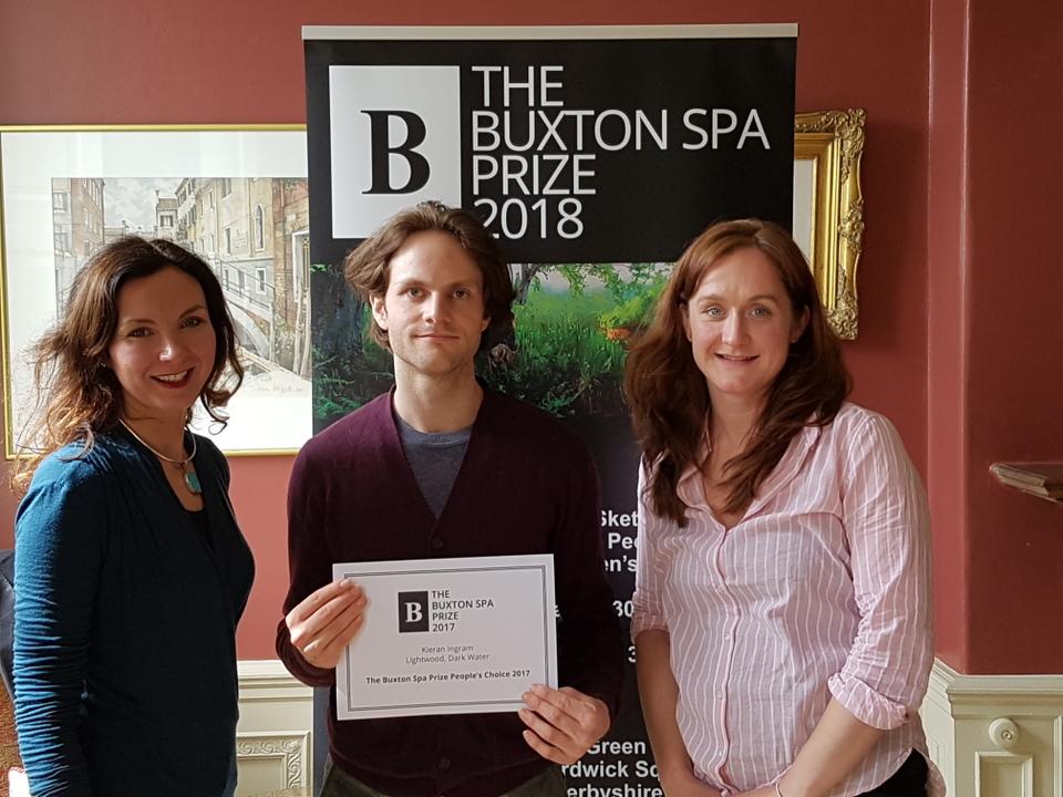 Buxton Spa Prize artists