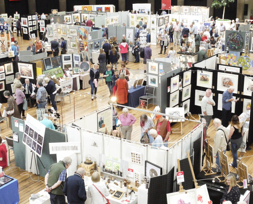The Great Dome Art and Design Fair