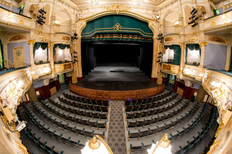 Buxton Opera House history