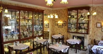 Hargreaves & Son Edwardian Tea Rooms