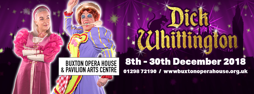 Dick Whittington at Buxton Opera House