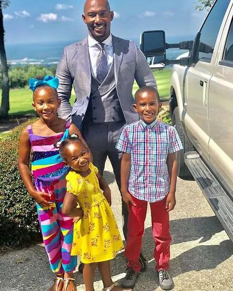 Martell Holt Family