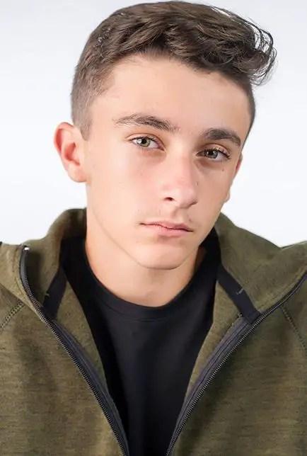 Dante Albidone Age