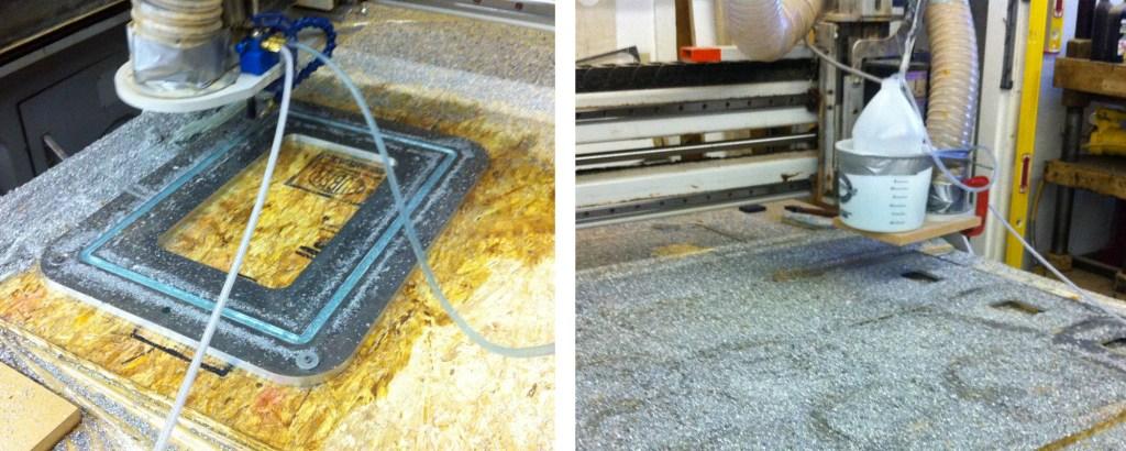 Machining Aluminum On A Cnc Router Explore Composites