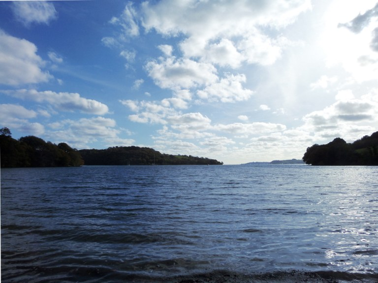 Trelissick Coast Path Walk
