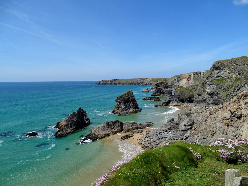 Carnewas to Park Head with Bedruthan Steps