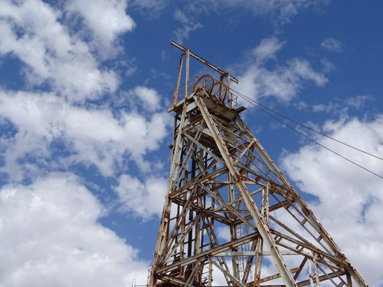 Hannan's North Tourist Mine