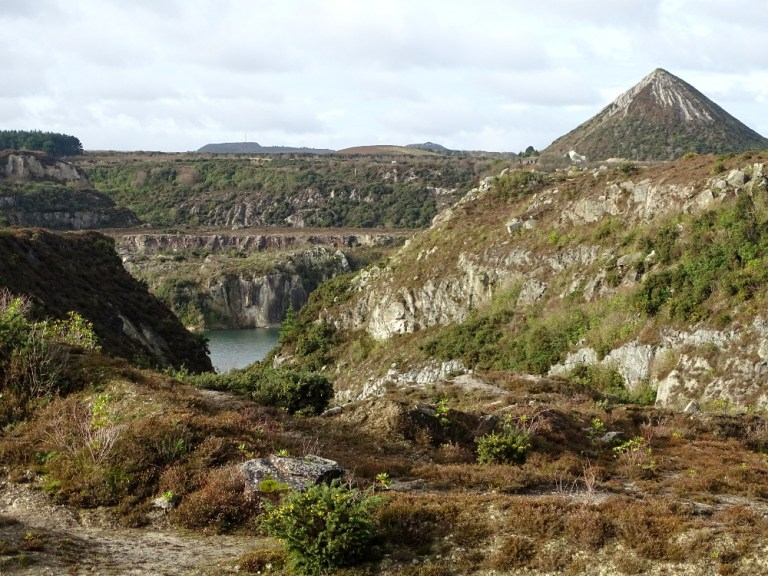 A Walk Around the China Clay Trails