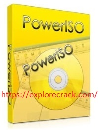PowerISO 8.0 Crack With Serial Key 2022 Free Download Full Version