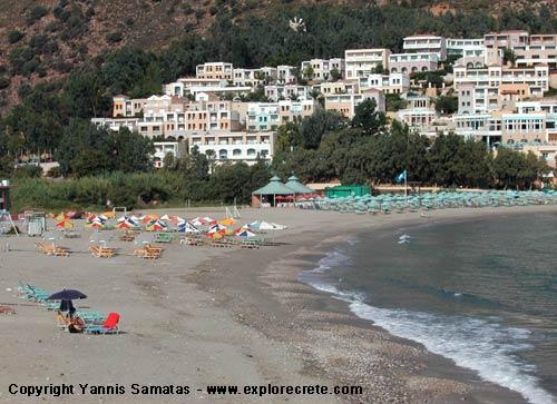 Пляж Палеокастро - Сайт о Крите | 363x500