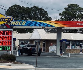 Crisfield Oceanic Valero Gas & Convenience Store