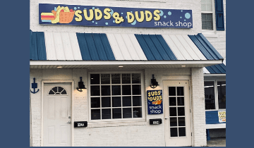 Suds & Duds Snack Shop