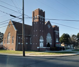 Crisfield Mariners United Methodist Church