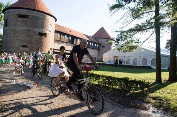 Vjenčanje u utvrdi iz 16 stoljeća – ljubav živi u Sisku!