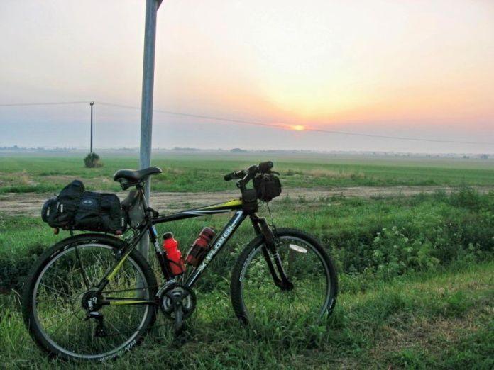 Biciklom do Orahovice i Ružica grada