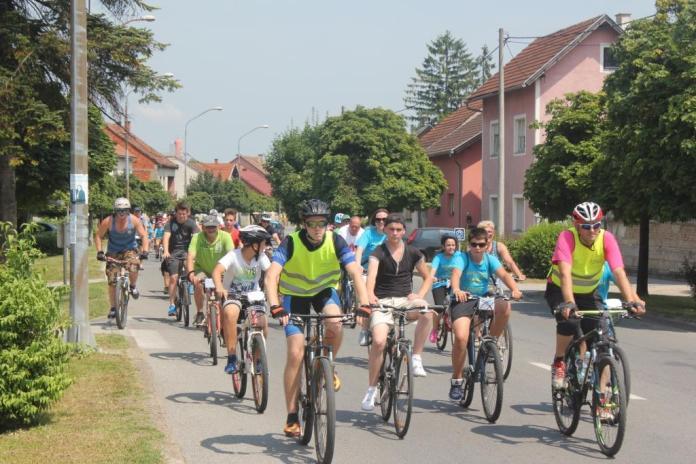 Dođite vlakom na Petrinjsku biciklijadu ovaj vikend