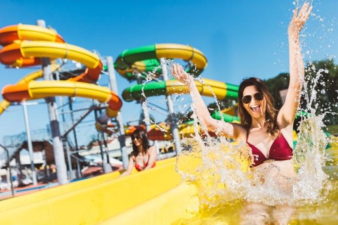 Uzbudljivije od ljeta je jedino splash ljeto u Termama Tuhelj