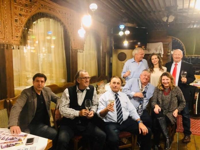 Gastronauti u Zagrebu na tematskom studijskom druženju