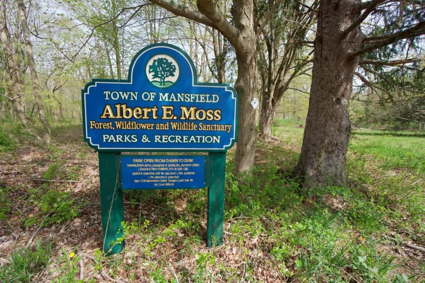 Moss Sanctuary Trailhead