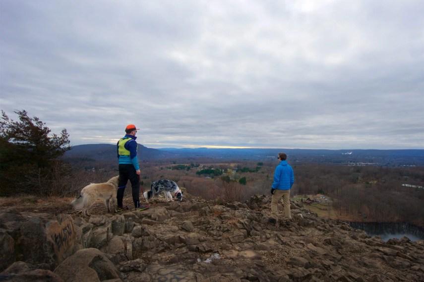 Ragged Mtn Overlook