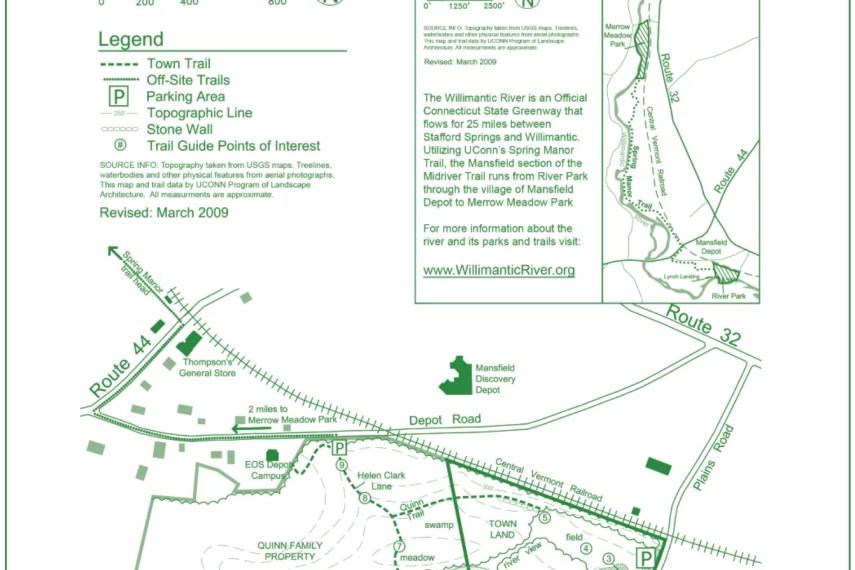 River Park Trail Map