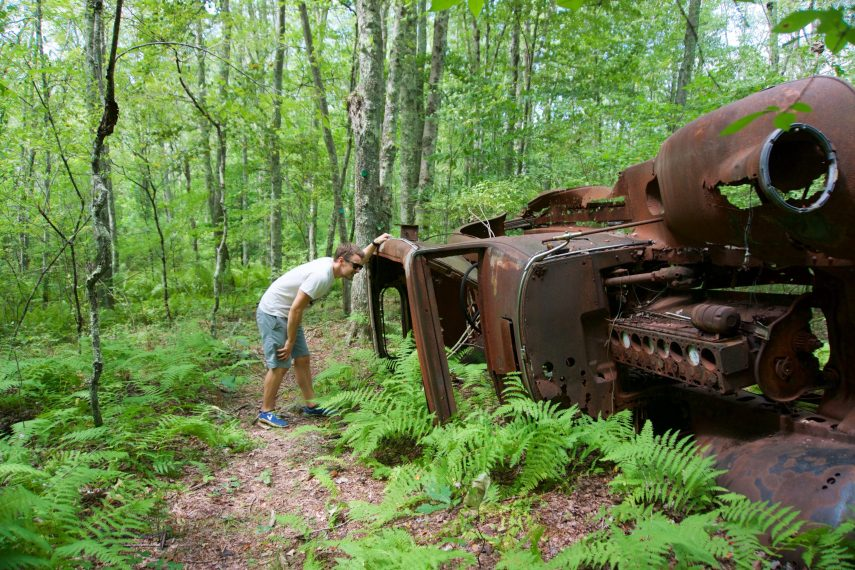 Walden Preserve Pierce Arrow Trail