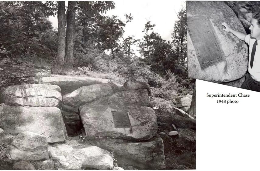 Wolf Den in 1948