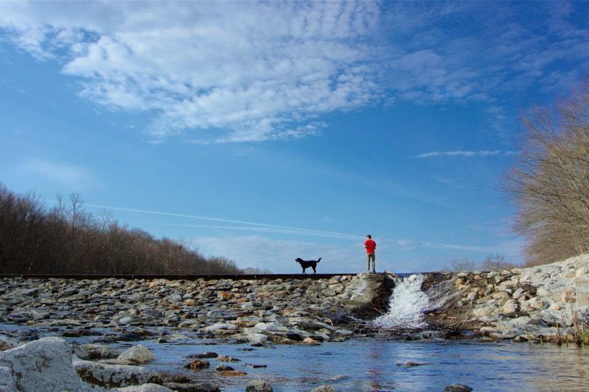 Beaver Brook Dam