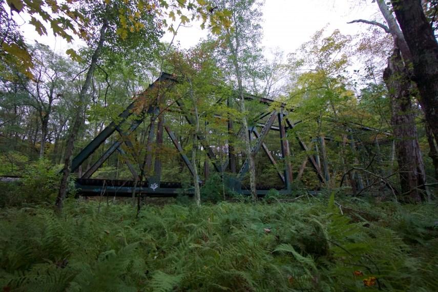 Kollar River Trail Terminus