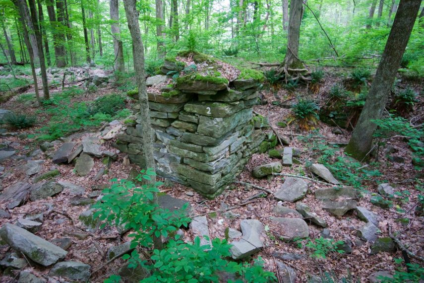Moween State Park Foundations