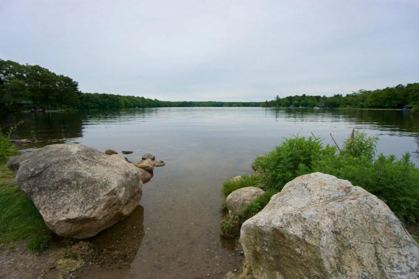 Red Cedar Lake at Moween
