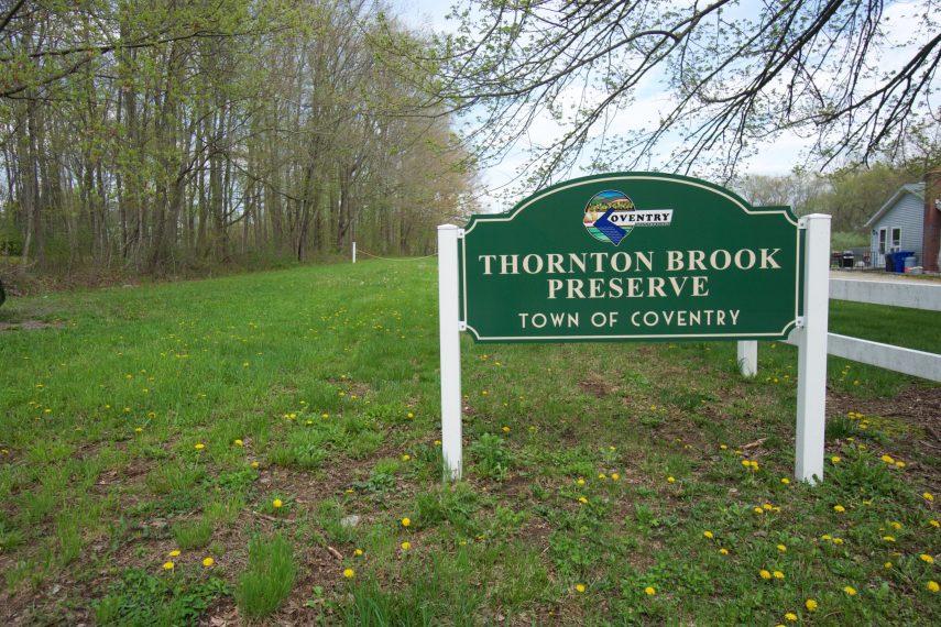 Thorton Brook Trailhead