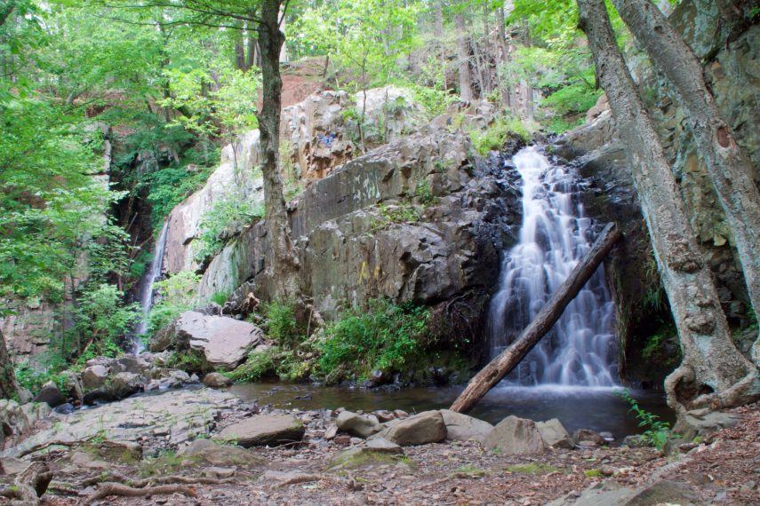 Westfield Falls Left and Right