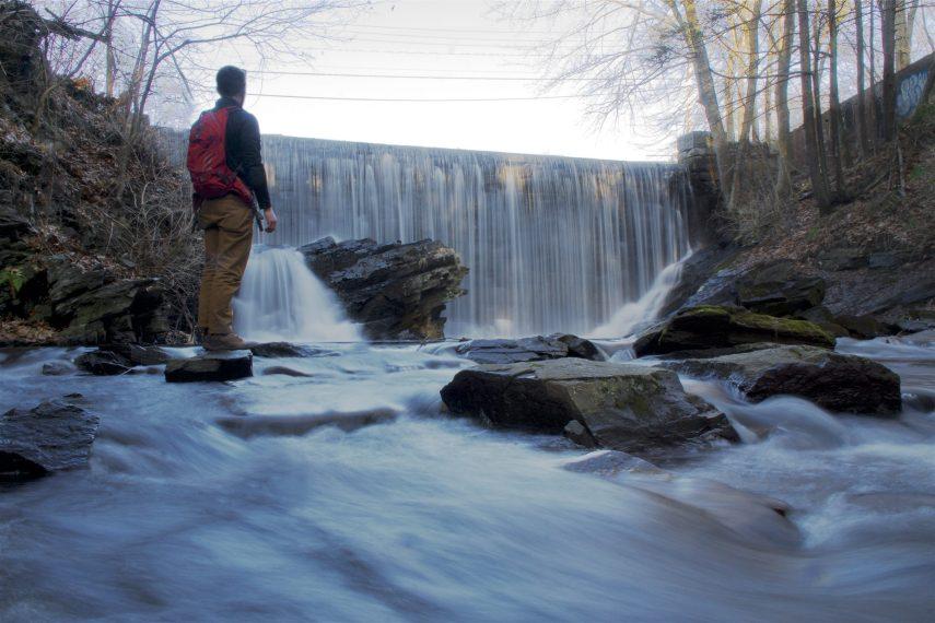 Talcott Ravine Falls