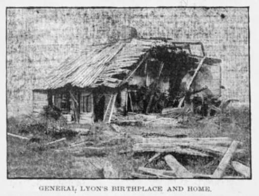 1903 General Lyon's Homestead