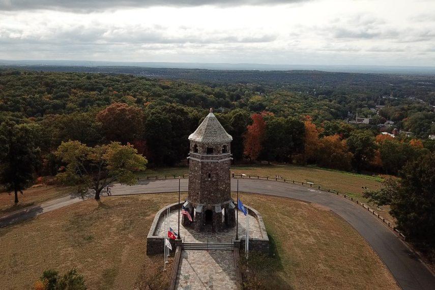Fox Hill Tower Aerial