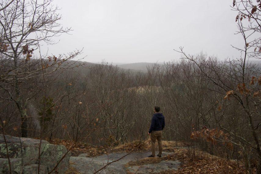Cossaduck Bluffs Overlook