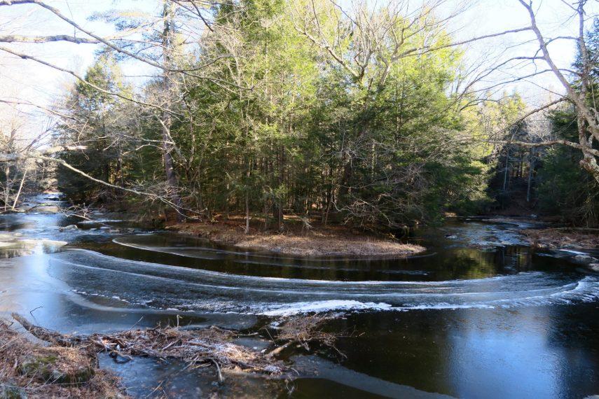Natchaug Trail Bigelow Brook
