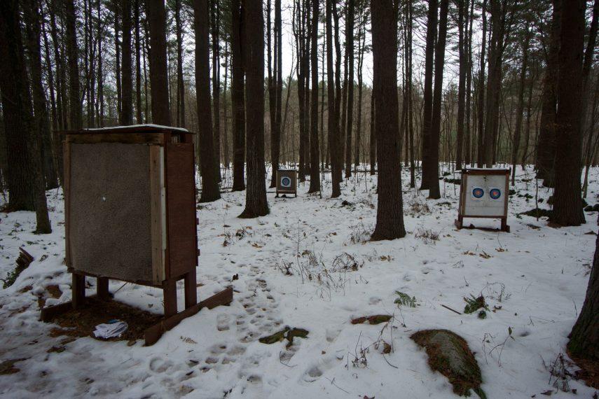 Nye Holman Archery Range